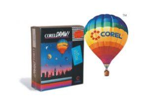 CorelDraw v1.0