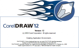 CorelDraw v12.0