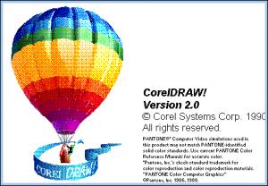 CorelDraw v2.0