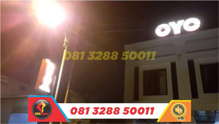 Huruf Timbul Semarang