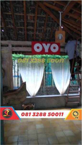 letter timbul oyo rooms semarang
