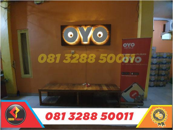 toko huruf timbul murah oyo rooms Di Jepara